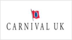 Carnival UK logo cruise line