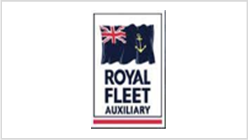 Royal Fleet Auxiliary logo - UK